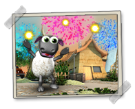 Farmerama Sticker Sommer Event