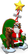 Farmerama Sticker Nikolaus Event